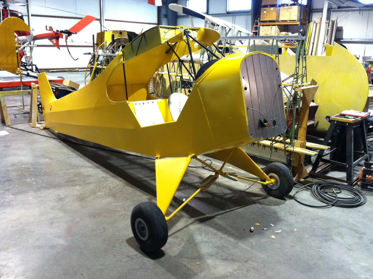 Texas Aircraft Restoration, Fox Aviation Services
